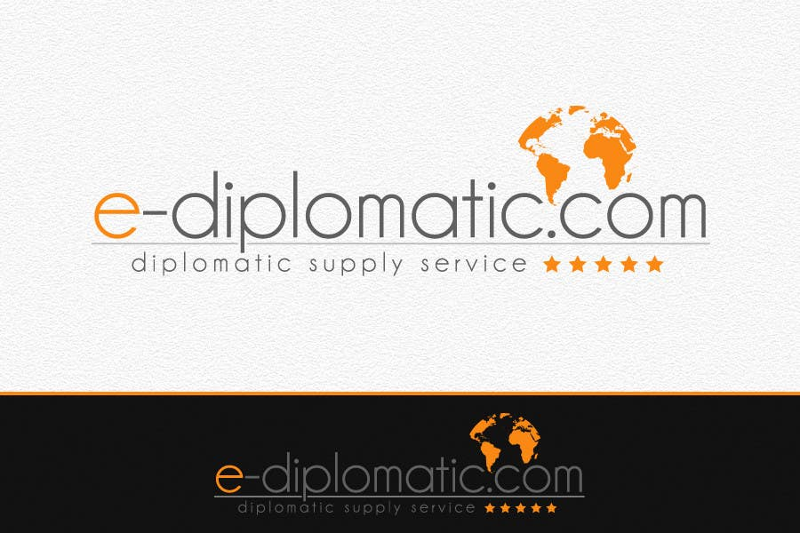 Contest Entry #                                        255                                      for                                         Logo Design for online duty free diplomatic shop