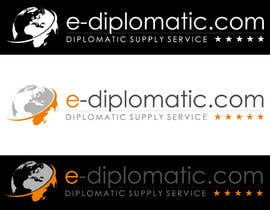 #206 for Logo Design for online duty free diplomatic shop af winarto2012