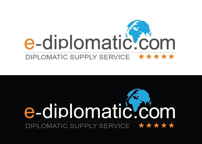 Logo Design for online duty free diplomatic shop için 275 numaralı Yarışma Girdisi