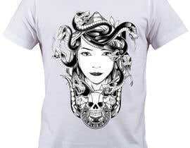 #35 cho Medusa T-Shirt Design bởi caspercham