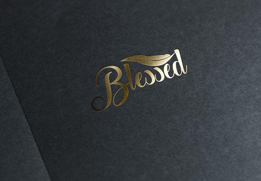 Bài tham dự cuộc thi #                                        185                                      cho                                         Design a Beautiful Logo For the Word: BLESSED