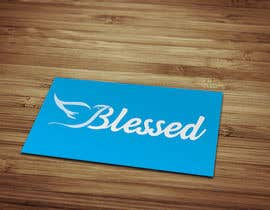 #260 cho Design a Beautiful Logo For the Word: BLESSED bởi santy99