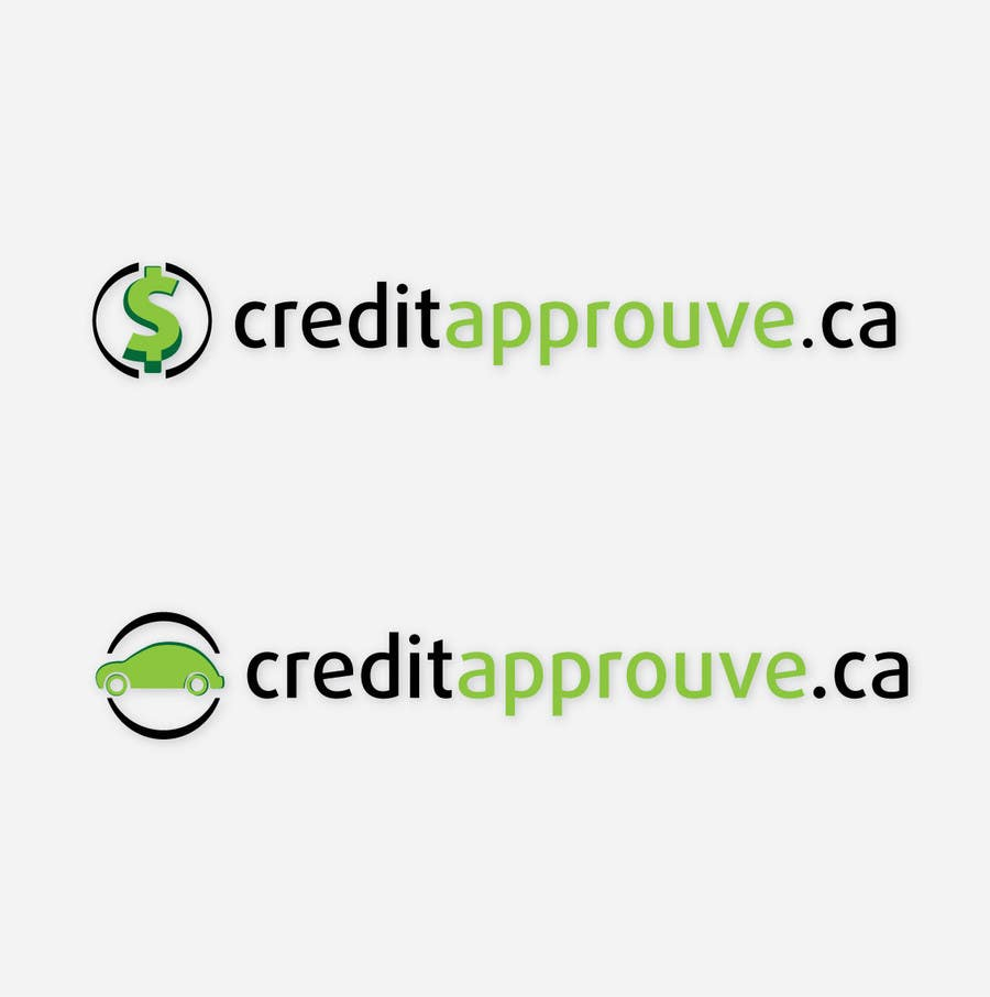 #105 for Logo Design for Credit approuve .ca by Ollive