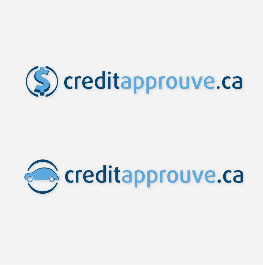 #106 for Logo Design for Credit approuve .ca by Ollive