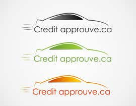#112 для Logo Design for Credit approuve .ca от syednaveedshah