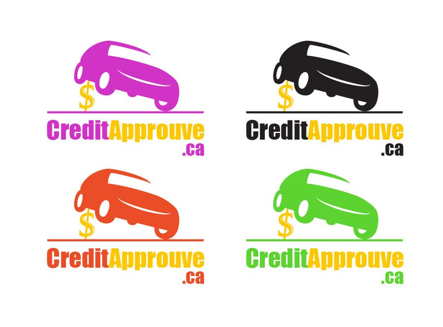 #126 for Logo Design for Credit approuve .ca by SkyWalkerAL