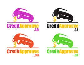 nº 126 pour Logo Design for Credit approuve .ca par SkyWalkerAL