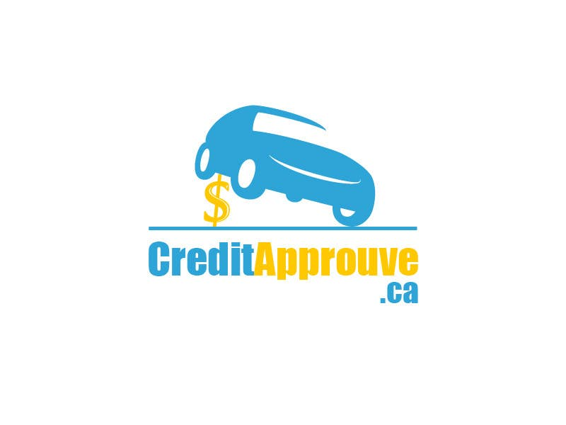 #111 for Logo Design for Credit approuve .ca by SkyWalkerAL