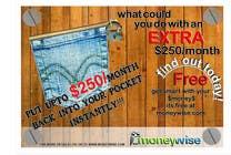 Graphic Design Inscrição do Concurso Nº51 para Banner Ad Design for Moneywise.com