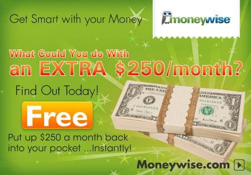 Inscrição nº                                         78                                      do Concurso para                                         Banner Ad Design for Moneywise.com