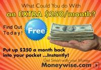 Graphic Design Inscrição do Concurso Nº80 para Banner Ad Design for Moneywise.com