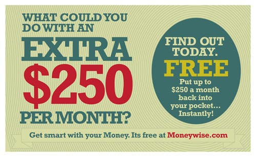 Inscrição nº                                         84                                      do Concurso para                                         Banner Ad Design for Moneywise.com