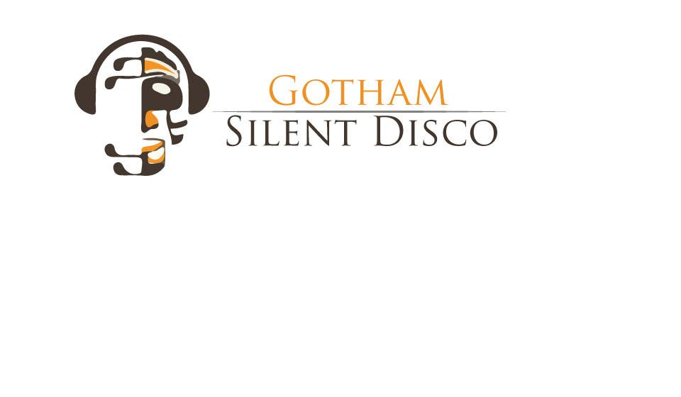 Bài tham dự cuộc thi #                                        16                                      cho                                         Design a Logo for Gotham Silent Disco