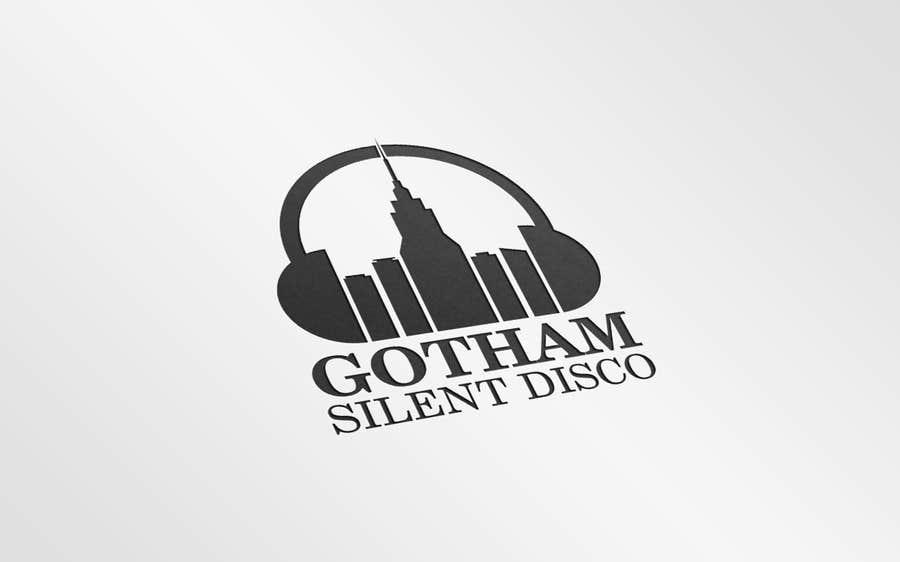Bài tham dự cuộc thi #                                        9                                      cho                                         Design a Logo for Gotham Silent Disco