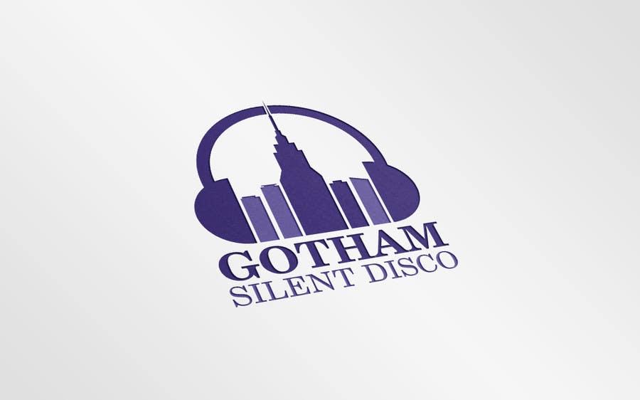 Bài tham dự cuộc thi #                                        10                                      cho                                         Design a Logo for Gotham Silent Disco