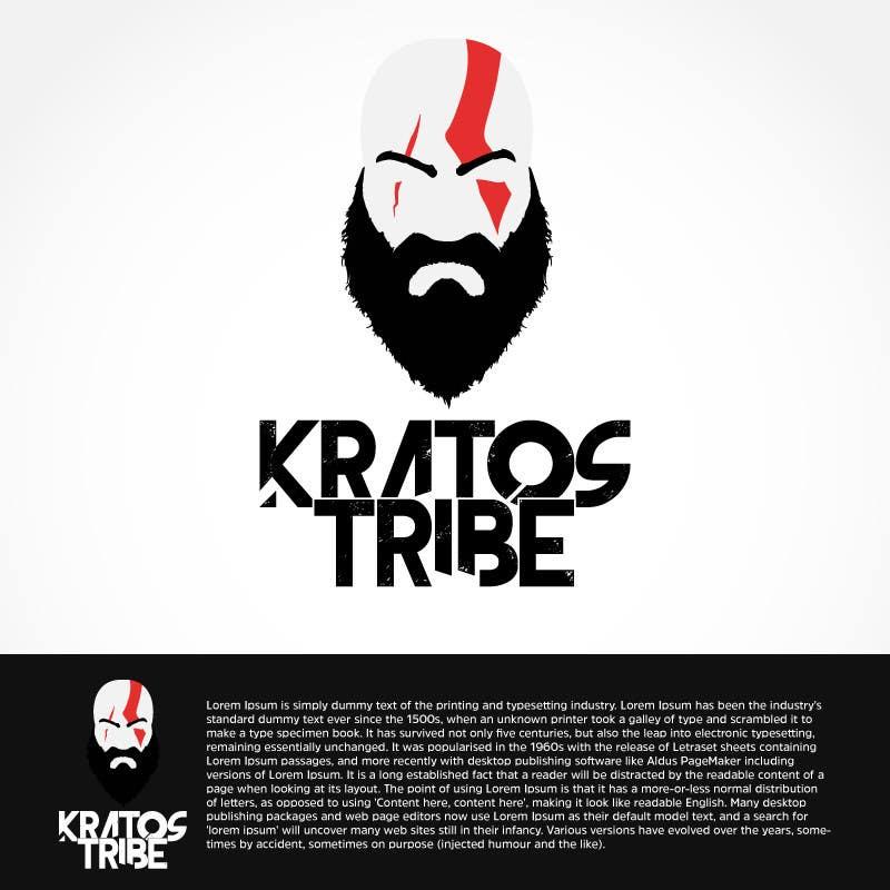 Contest Entry #                                        133                                      for                                         Kratos Tribe logo design
