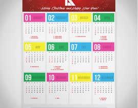 #16 для I need some Graphic Design for a 2017 Calendar от pecastro
