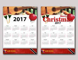 #25 для I need some Graphic Design for a 2017 Calendar от AngAto