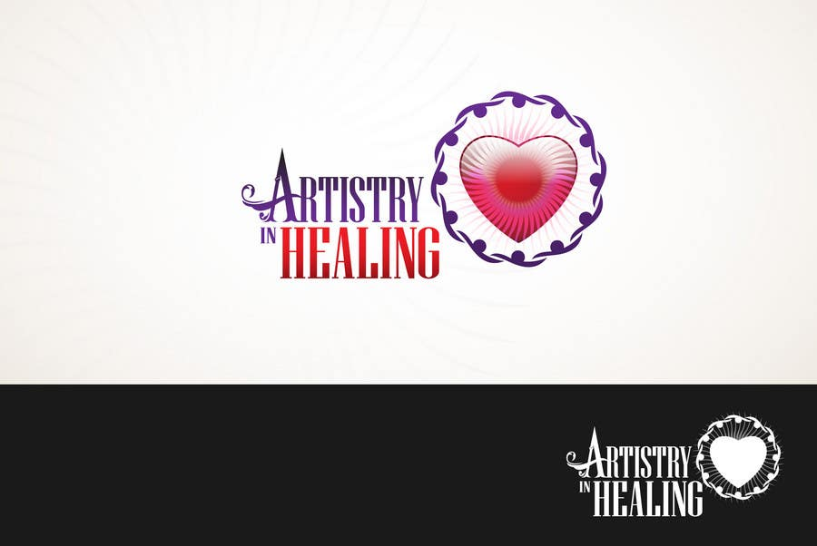 Contest Entry #107 for Logo Design for Artistry in Healing