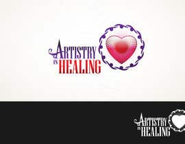 #107 for Logo Design for Artistry in Healing by Glukowze