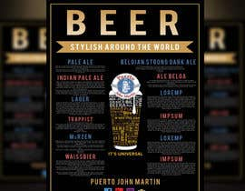 #9 for Design a Beer Flyer by idris344