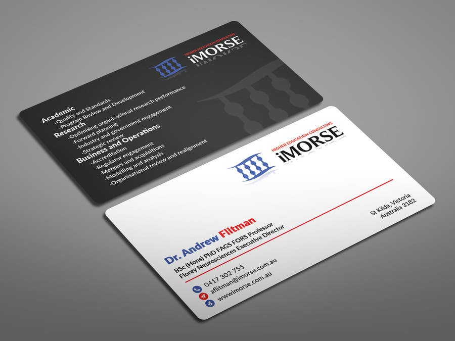 Entry #49 by rashedulhossain4 for Design some Business Cards ...