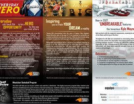 #20 cho Flyer Design for Equipe Industries bởi dezigneronline