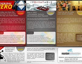 #22 cho Flyer Design for Equipe Industries bởi su1d