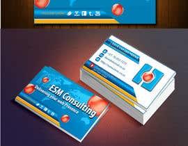 #9 cho Design Business Cards for ESM Consulting bởi ashfaq2015