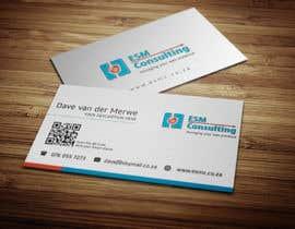 #19 cho Design Business Cards for ESM Consulting bởi salmanshaikh14