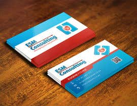 #16 cho Design Business Cards for ESM Consulting bởi airimgc