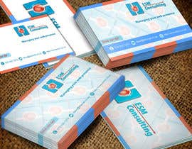 #24 cho Design Business Cards for ESM Consulting bởi cdinesh008
