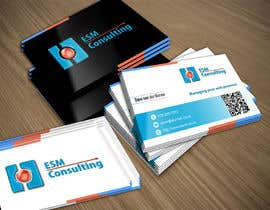 #25 cho Design Business Cards for ESM Consulting bởi cdinesh008
