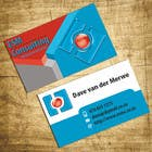 Bài tham dự #23 về Graphic Design cho cuộc thi Design Business Cards for ESM Consulting