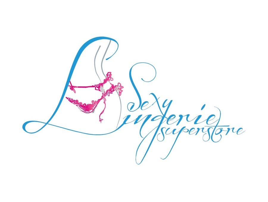 Inscrição nº                                         46                                      do Concurso para                                         Design a Logo for Sexy Lingerie Superstore web store