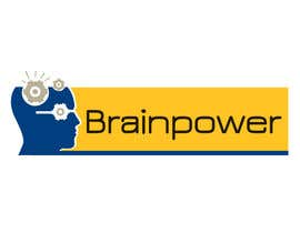 nº 32 pour Logo Design for Brainpower par pantoneeye