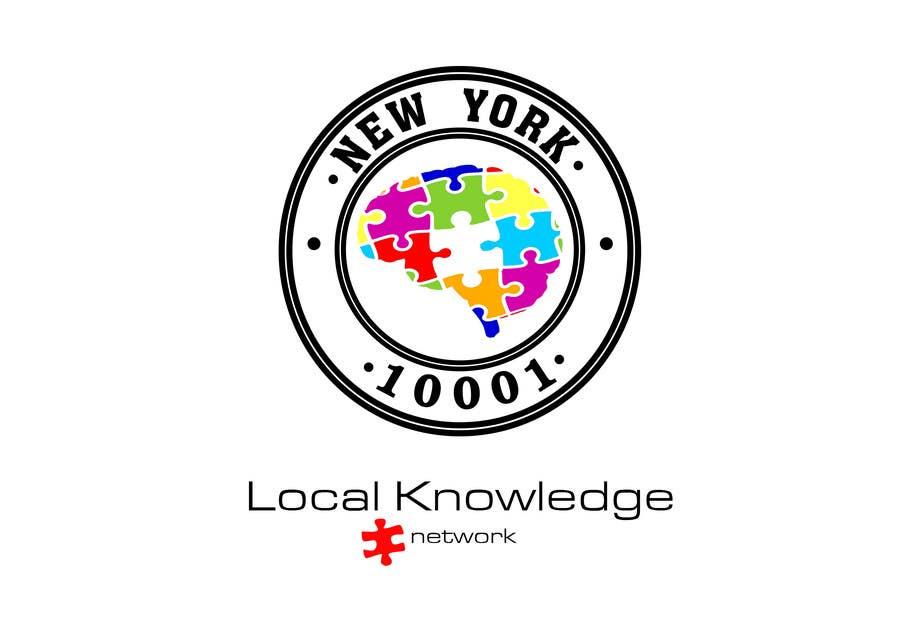 Конкурсная заявка №187 для Logo Design for Local Knowledge Network