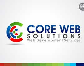 #182 para Logo Design for Core Web Solutions por ulogo