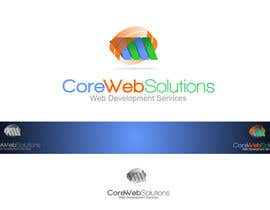 #247 para Logo Design for Core Web Solutions por dimitarstoykov
