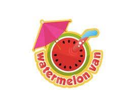 nº 37 pour Logo design for Juice Bar - Watermelon Van par ayeshagabr