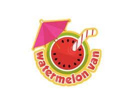 nº 41 pour Logo design for Juice Bar - Watermelon Van par ayeshagabr
