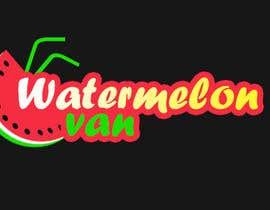 nº 88 pour Logo design for Juice Bar - Watermelon Van par burcumserez