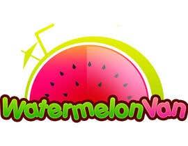 nº 39 pour Logo design for Juice Bar - Watermelon Van par quanlm271