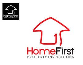 #16 untuk Logo Design for Home First Property Inspections oleh winarto2012