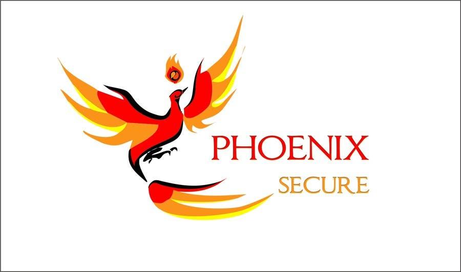Proposition n°                                        31                                      du concours                                         Design a Logo for Phoenix Secure