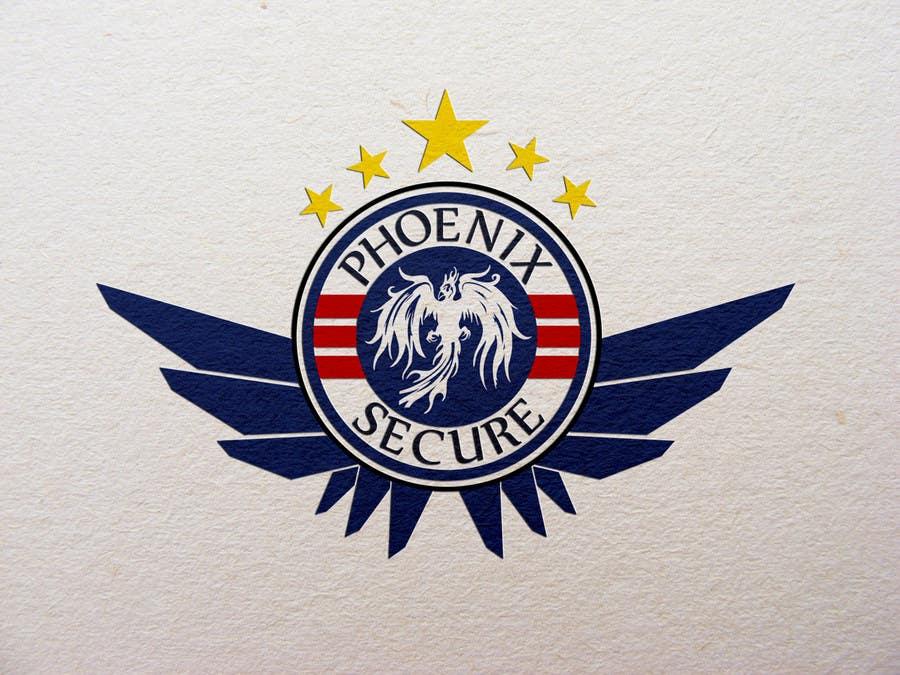 Proposition n°                                        56                                      du concours                                         Design a Logo for Phoenix Secure