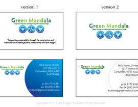 #215 for Logo Design for Green Mandala af justwoomass
