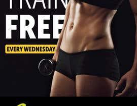 #26 para Design a Flyer for Ultrafit ladies train for free por dutch73