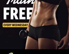 #27 para Design a Flyer for Ultrafit ladies train for free por dutch73