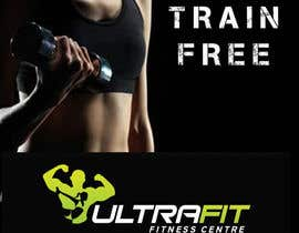 #30 para Design a Flyer for Ultrafit ladies train for free por Malekku